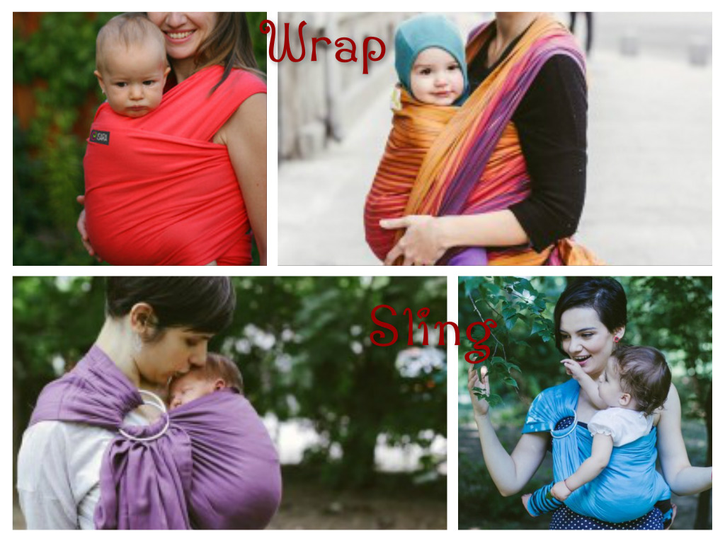 wrap vs sling