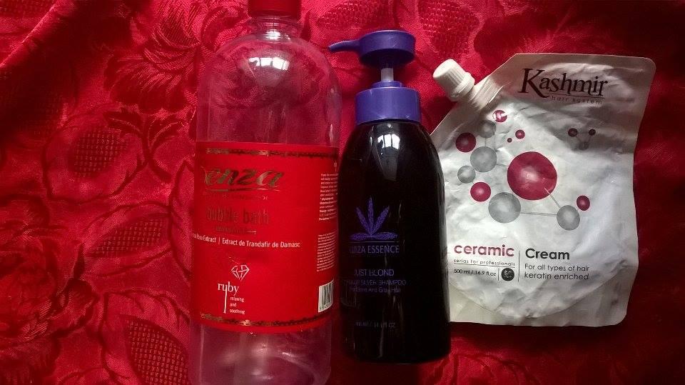 beauty free, kashmir keratin luiza essence