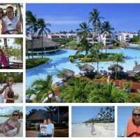 La plaja in Rep. Dominicana, Phuket (Thailanda) si Egipt