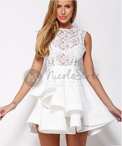 Alegerea rochiei scurte in functie de silueta