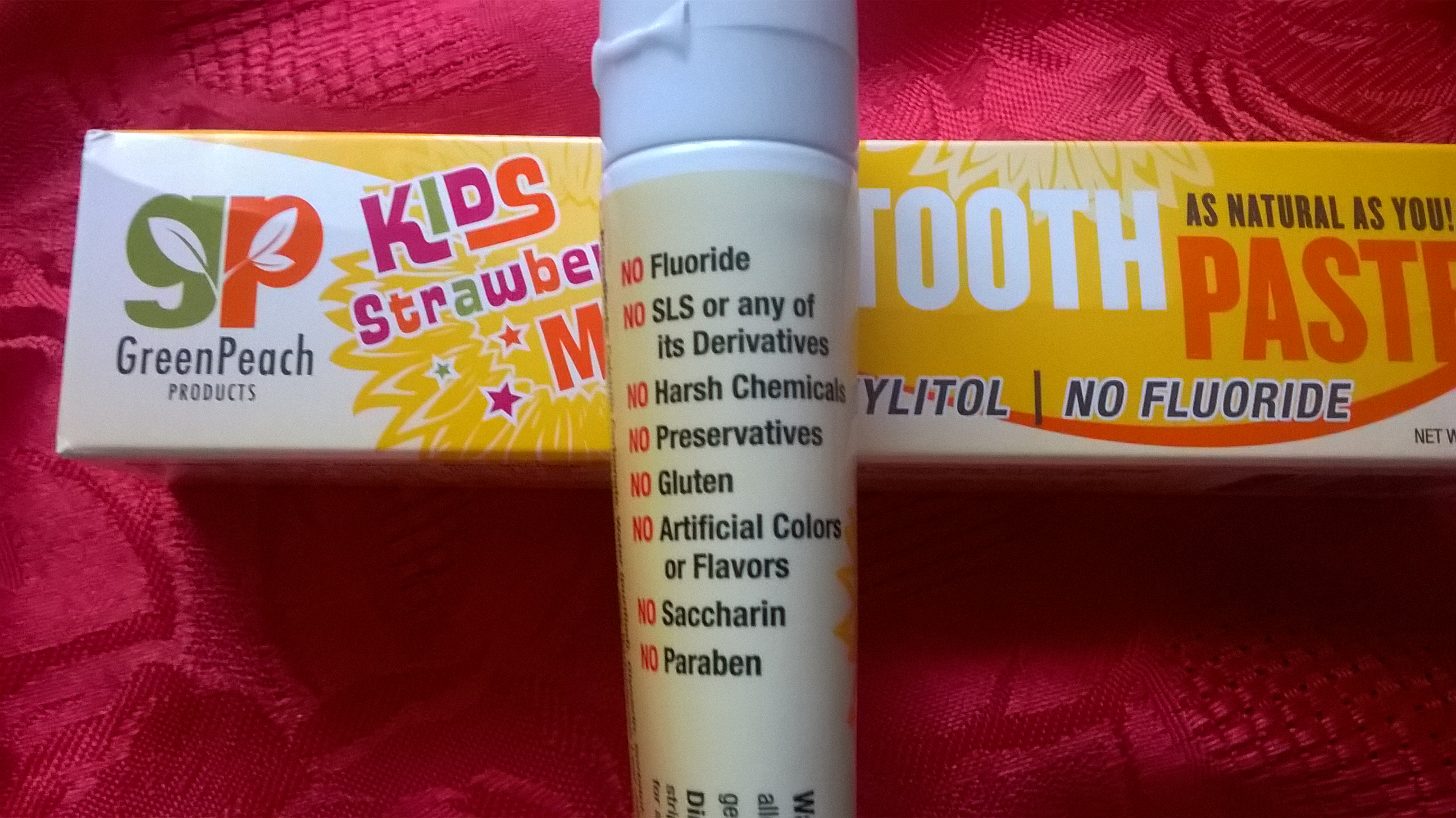 iherb toothpaste