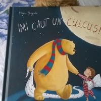 Imi caut un culcus – Book Review