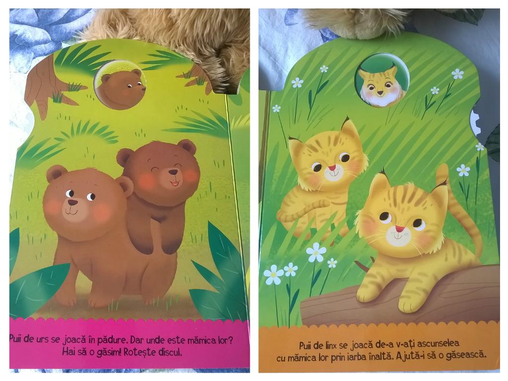 carti pentru copii de 2 ani