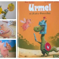 Pippa, Pelle si Urmel [Book review]