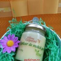 Cura de imunitate cu laptisorul de matca crud marca Albina Carpatina