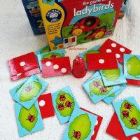 Jocuri pentru copiii de 3 ani: Jocul Buburuzelor  [Game Review]