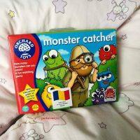Jocuri pentru copiii de 3 ani: Vanatorul de monstruleti [Monster Catcher]