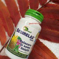 Efectele stresului, combatute natural cu Sedirelax