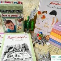 Educatie Montessori pentru un copil de 3 ani