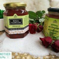 Primele impresii Apidava - produse pe baza de miere de albine
