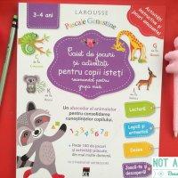 Caiet de activitati pentru grupa mica – Larousse