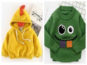 cele mai dragute costume de baie pentru copii