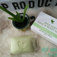 Sapunul Avocado Face&Body de la Forever Living Products