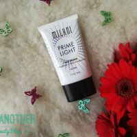 Milani Cosmetics – Prime Light Face Primer