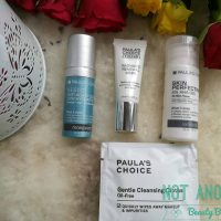 Paula's Choice: trei noi produse minisize. Care m-au convins si care nu?