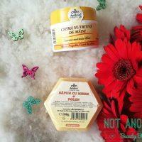 Cosmetice cu miere de albine. Trend si sanatate de la Apidava