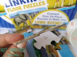puzzle de podea