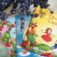 Zana Capsunica – o noua serie Univers Enciclopedic Junior
