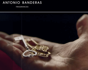 Her Golden Secret de Antonio Banderas