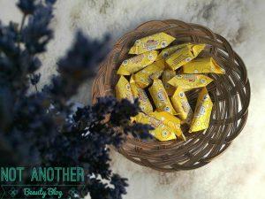 caramele cu polen