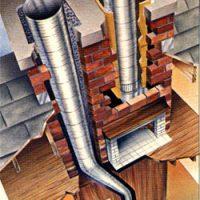 Cum influenteaza un cos de fum caldura din locuinta?