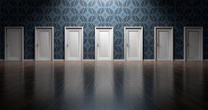 ușile de interior
