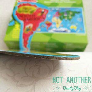 puzzle cu harta lumii pentru copii