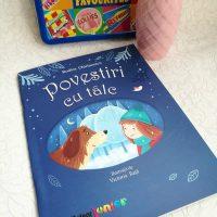 Cadou literar pentru copii de la Meteor Press