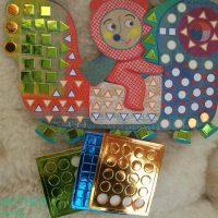 Mozaic pentru copii. Studiu comparativ: Aramis vs Djego [Toy review]
