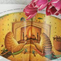 Ilustratii de Alison Jay, antiteze si din lume adunate. Colectie de carti Cartemma