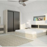 Un mobilier dormitor poate fi modern si ieftin?