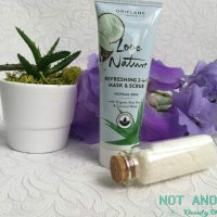 Oriflame Love Nature, noua gama cu ingrediente naturale