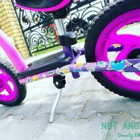 Bicicleta fara pedale, tranzitia catre bicicleta clasica