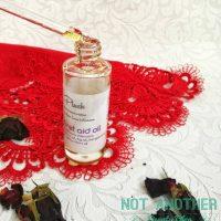 Ulei cicatrizant pentru ten: First Aid Oil Plush (P)