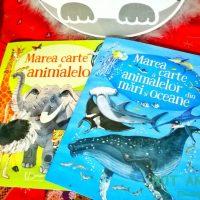 Carti educative - Marea carte a animalelor. Marea carte a planetelor si stelelor