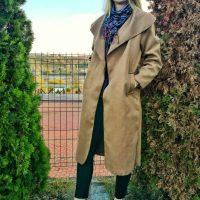 Haine de toamna marca Femme Luxe Finery[OOTD]