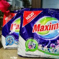 Sano Maxima, detergent pudra ce ofera efecte maxime cu eforturi minime