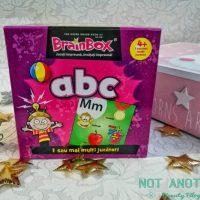 Brainbox, provocare pentru creierul copilului dar si al tau