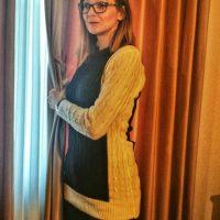 Haine de iarna Femme Luxe: rochii tricotate pentru un ianuarie calduros