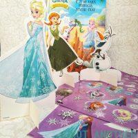 Carte cu activitati Frozen - O zi perfecta de vara pentru Olaf [Jumbo activity set]