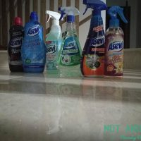 Produse Asevi pentru curatenia casei