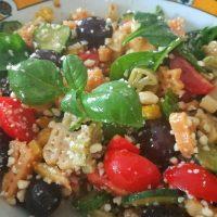 Salate - Top 3 retete de salate racoritoare de vara