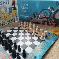 Sah pentru copii si cea mai buna carte cu reguli de joc!