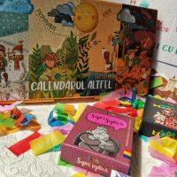 Jocuri educative, desenate si fabricate in Romania!