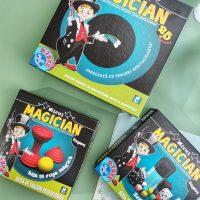 Set de magie- trucuri usoare pentru micutii magicieni!